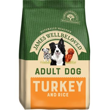 James Wellbeloved Adult Turkey and Rice