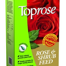 Toprose -Rose and Shrub food