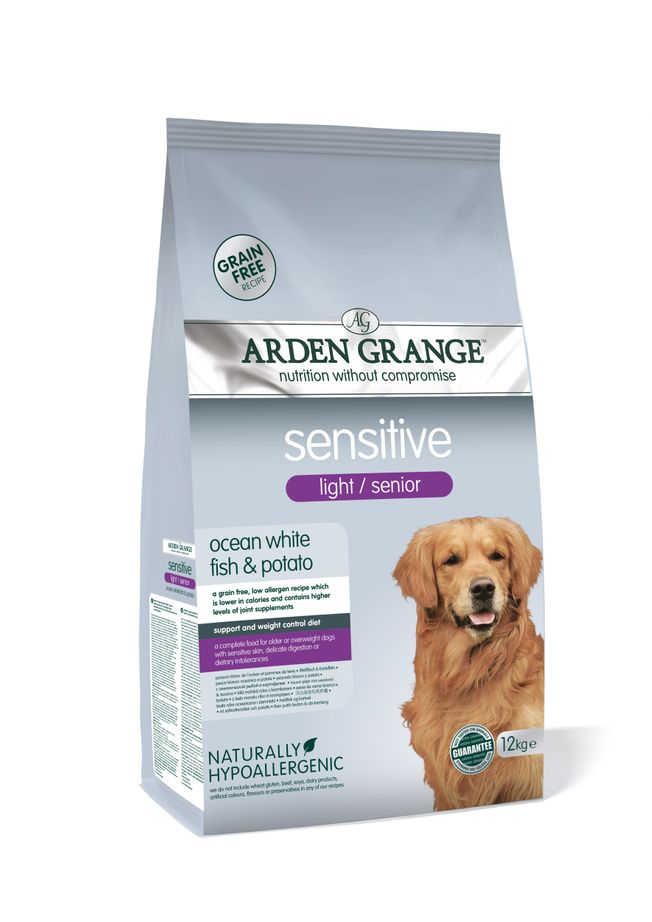 Arden Grange Sensitive Light/Senior